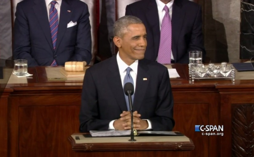 An Honest Moment in the State of the Union 2015