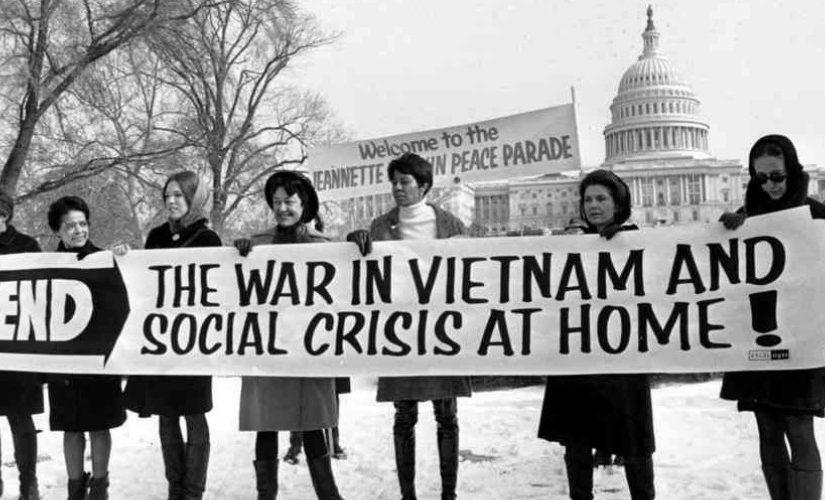 """Is """"Anti-War"""" Still a Liberal Value?"""
